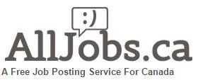 All Jobs Canadalogo