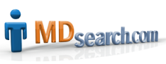 MDSearch.com logo