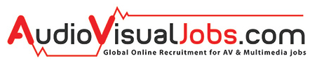 Audio Visual Jobs logo