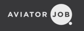 AviatorJob.com logo