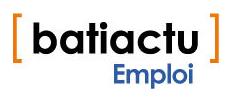 Bati Actu Emploi logo