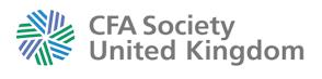 CFA Society UK logo