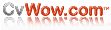 CV Wow logo