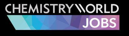 Chemistry World Jobs Premium logo