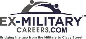 Ex-Military Careers logo