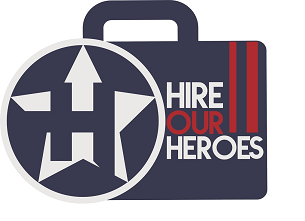 Hire Our Heroes logo