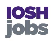 IOSH Jobs logo