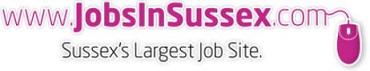 Jobs in Sussex logo