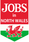Jobs in North Wales logo