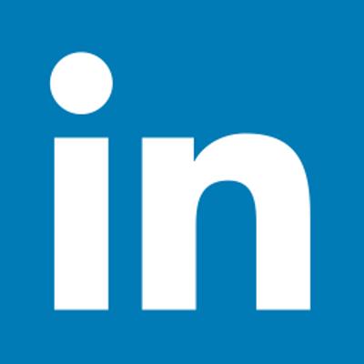 LinkedIn Share extra logo
