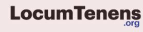 LocumTenens.org logo