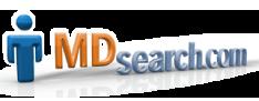 MDSearch.com logo