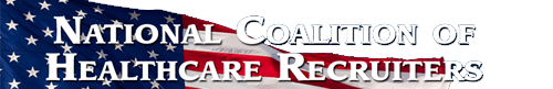 National coalition of healthcare recruiters logo
