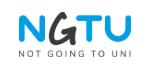 Not Going To Uni logo
