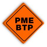 PME BTP logo