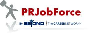 PRJobForce by Beyond.com logo