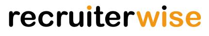 Recruiterwise.com logo