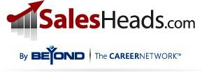 SalesHeads by Beyond.com logo