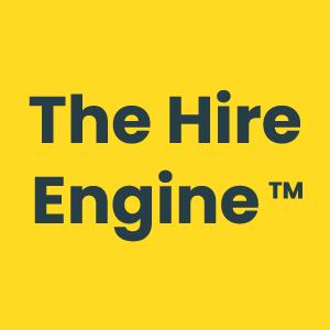 The Hire Engine logo