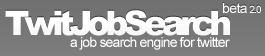 TwitJobSearch logo
