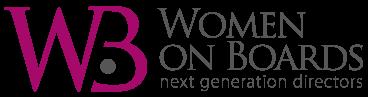 Women on Board logo